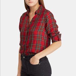 Lauren Ralph Lauren Twill Shirt